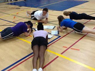 HPE Merritt: Health and Physical Education: Fitness