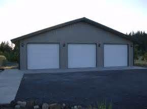 Pole Building Kits and Steel Buildings, Spokane Pole Buildings | Bird Boyz Builders