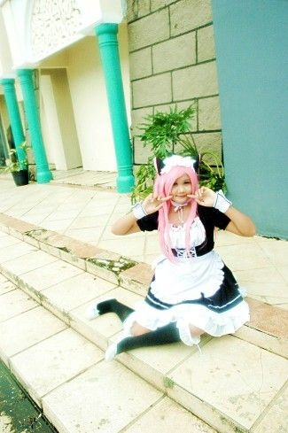 Maid As Luka :D