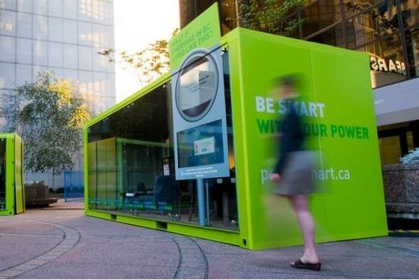 Conflicting Crate Apartments - Smak Shipping Container Condos House Opposing Eco Habits (GALLERY)