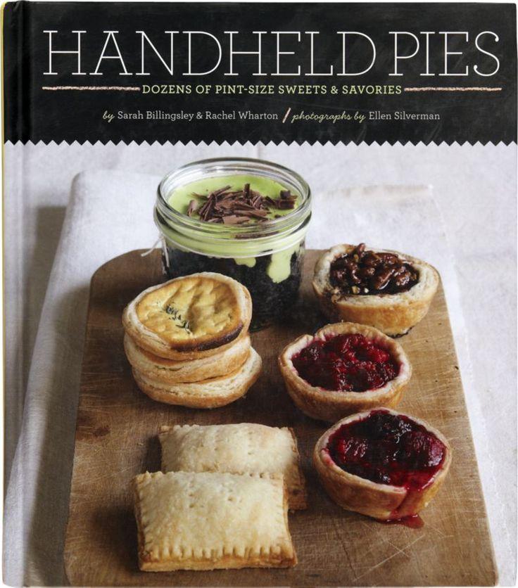 """Handheld Pies"" in Cookbooks | Crate and Barrel"