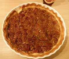 Receta de Pecan Pie: La Verdadera Tarta de Nueces Pacanas Americana