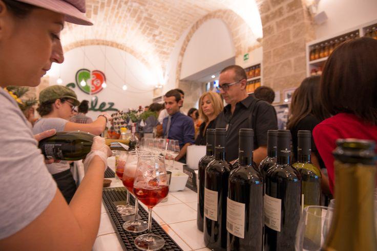 I vini di Agricole Vallone #FGDbari