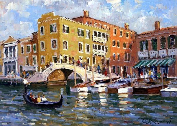 Faa- Venice canvas
