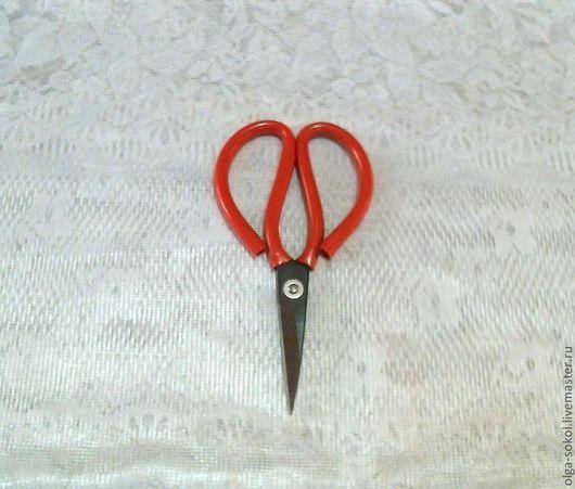 ножницы профессиональные (очень острые) для кожи, замши, микропоры
