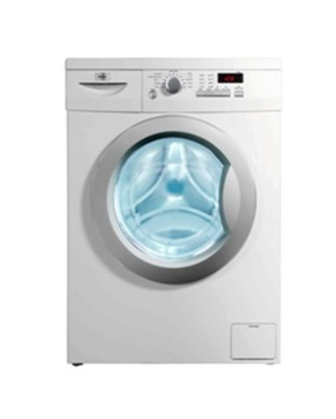 Πλυντήριο Ρούχων HAIER 6 kg. Μέγιστο Βάρος στεγνών ρούχων: 6 kg Στροφές/ λεπτό: 1000 Βάρος (Kg) 65 Διαστάσεις (Y*Π*Β εκ.): 85*59,5*53, Χρώμα: Λευκό. #HaierGR
