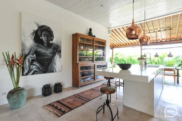 Villa Harmony in Bali. Wood, classic, bali futures, modern, luxury tropical open living,