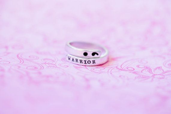 Please choose ring size and word or date for personalization in notes to seller. Up to 12 characters.  Ring is made from 14g aluminum.  We are an
