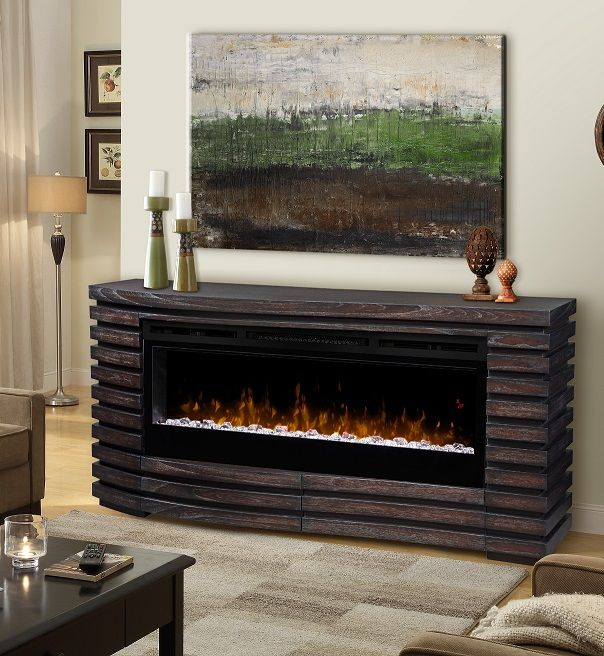 57 best Living Room Electric Fireplaces images on Pinterest ...