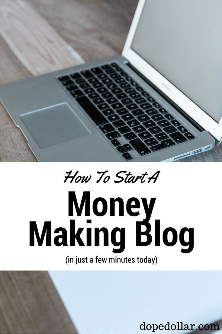 I walk you through step-by-step on how to start a blog that makes money. Click here to learn more.