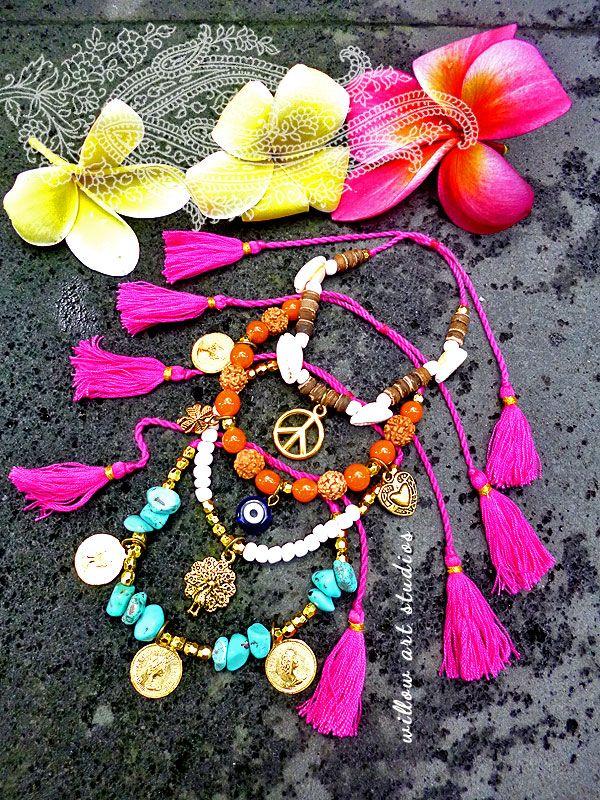 Spiritual Arm Candy bracelets