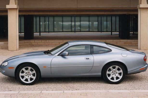Quentin Willson on a second-hand 1997 Jaguar XK8 Coupe - Quentin Willson - Mirror Online