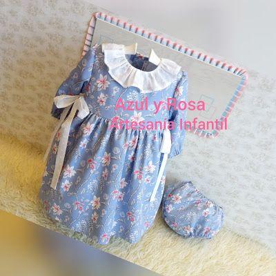 Nueva publicación en nuestro blog Azul y Rosa Artesanía Infantil.