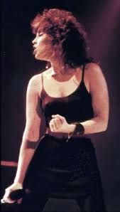 Image result for pat benatar on stage 83