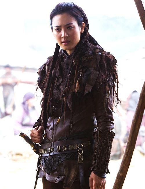 "spinesongs: "" ""Khutulun in Marco Polo Season 2 "" """