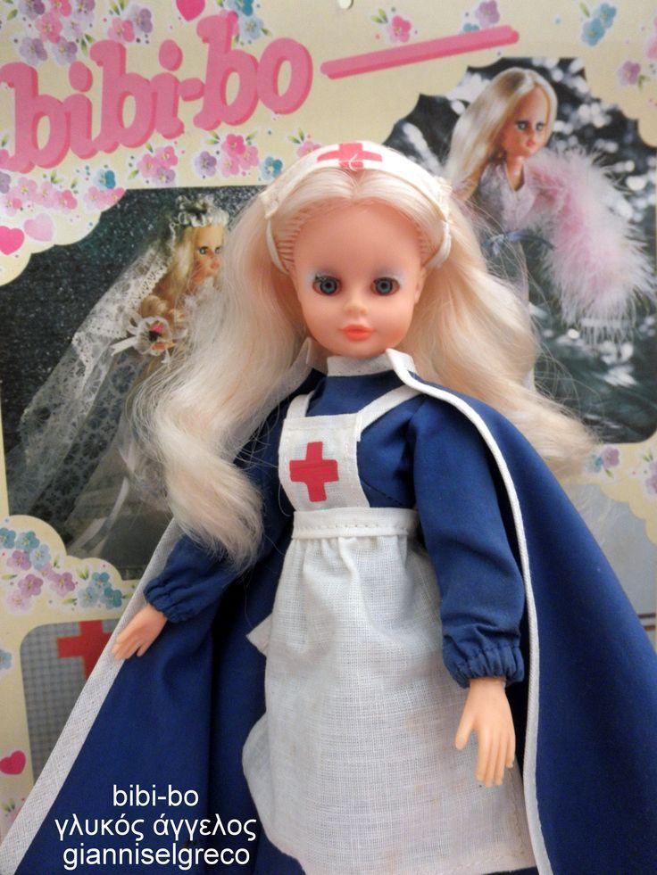 bibi-bo νοσοκόμα / bibi-bo nurse