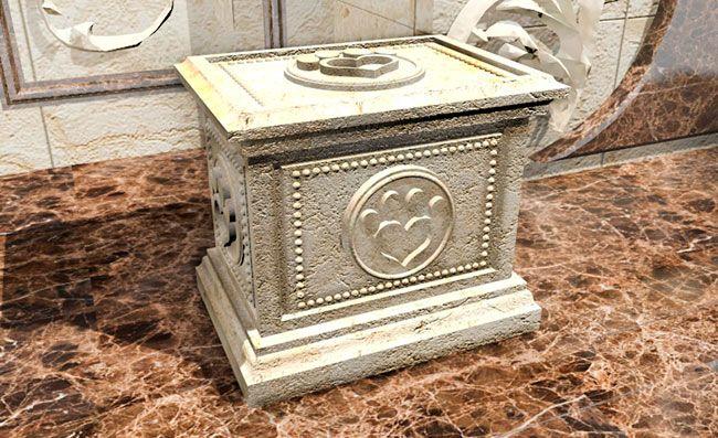 Gargola Ceramica, Ceramica Fosil, Urnas para Mascotas