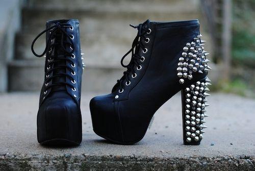 hardcore shoes