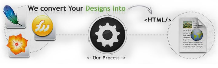 http://www.i-webservices.com/PSD-to-Html-Conversion We provide the efficient services for the PSD to HTML conversion  services for w3c validated and 100% CSS based responsive websites.
