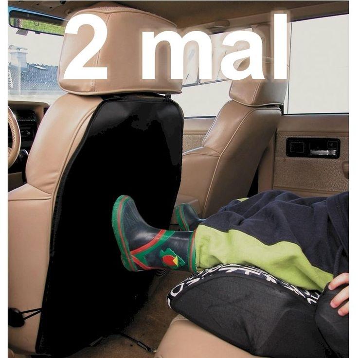 (082) 2 x Rückenlehnenschutz Blacky Rücksitzschutz Schwarz abwaschbar für BMW in Auto & Motorrad: Teile, Auto-Anbau- & -Zubehörteile, Innenausstattung | eBay