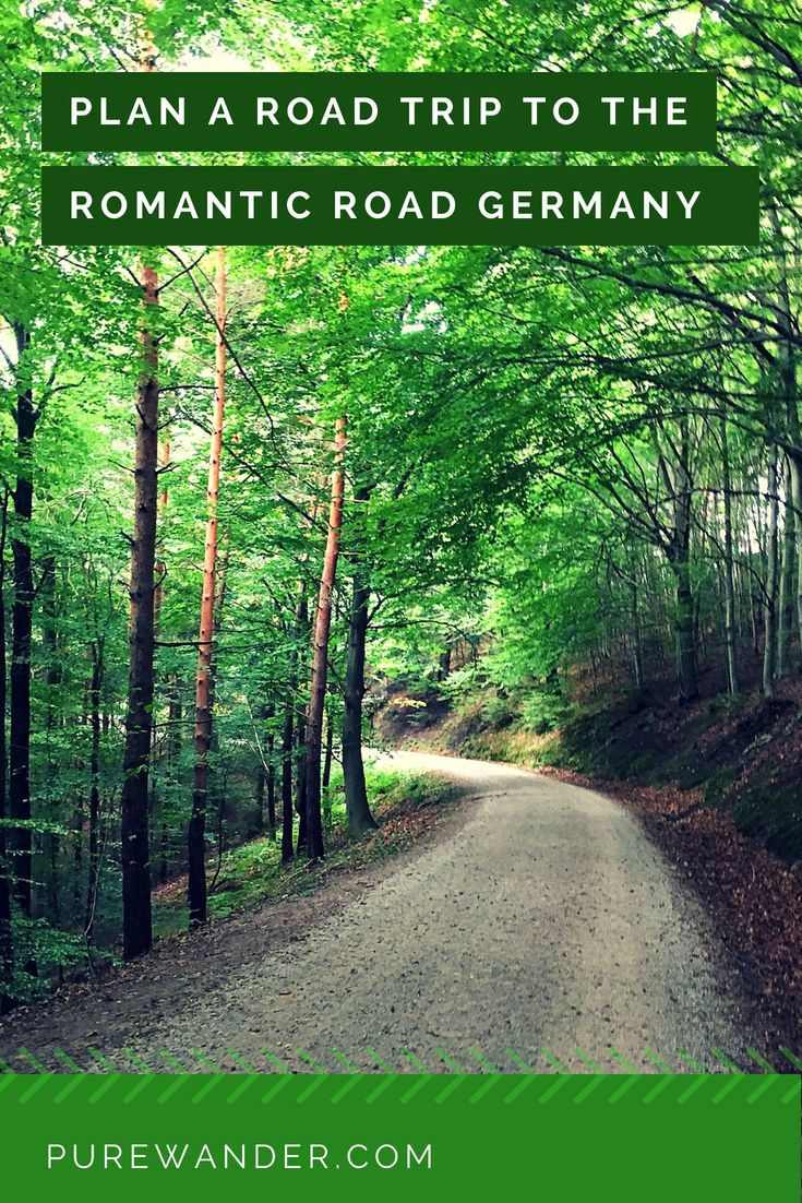 We have the perfect 10-day itinerary! Road tripping in Europe: driving the romantic road Germany and the Autobahn | Oktoberfest ideas | Baden-Baden, Neuschwanstein, Munich and Oberammergau | Pure Wander