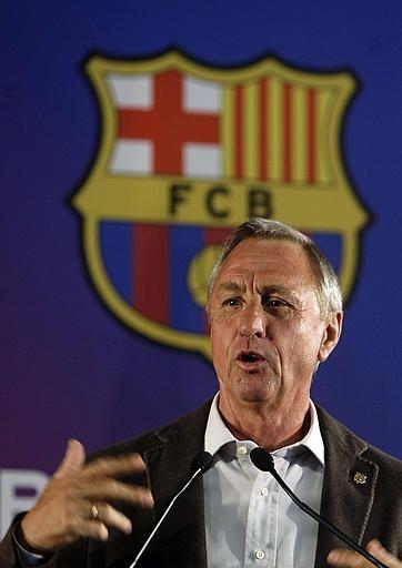 dedicated to Barca