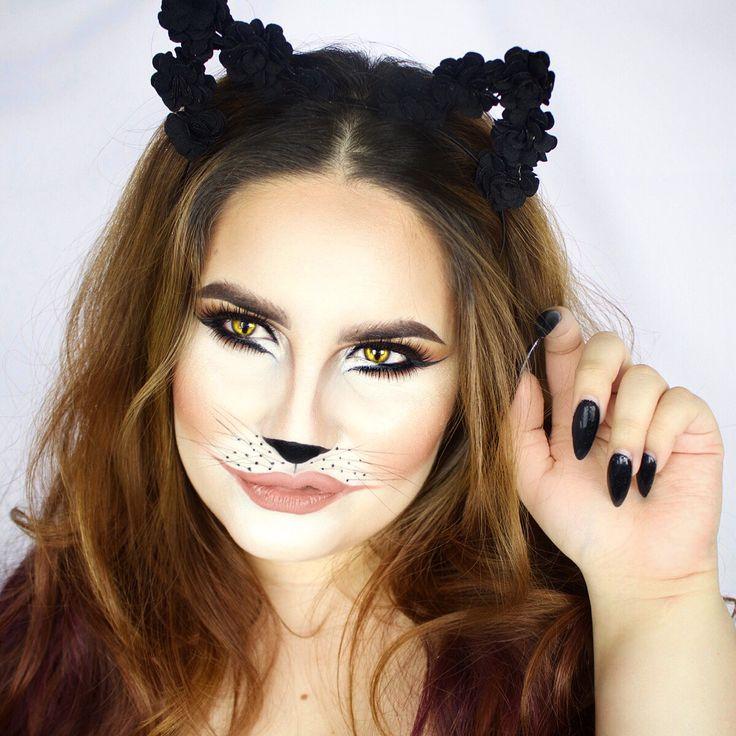 макияж для кошки картинки стали обращаться комментариями
