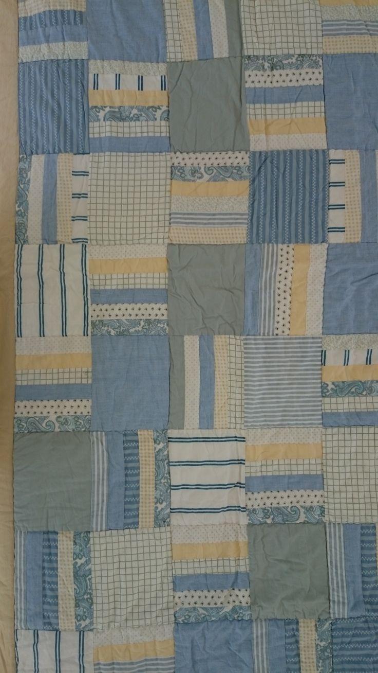 Patroon handgemaakte quilt nummer 11 | VIA CANNELLA WOONWINKEL  | CUIJK