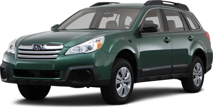 2013 Subaru Outback Wagon Showroom in Chandler | Subaru Superstore
