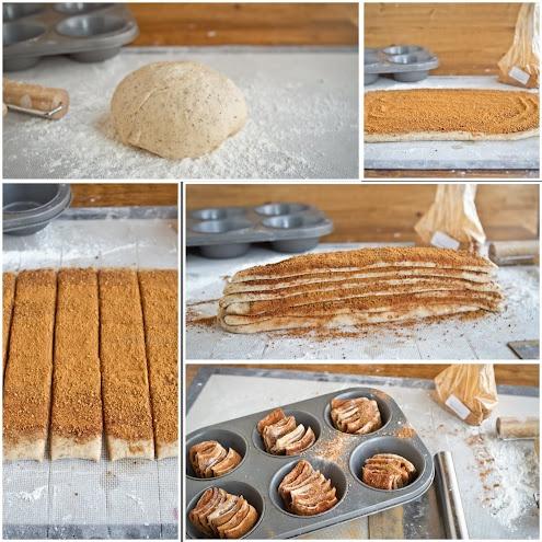 Cinnamon Pull-Apart Fantails | Recipe