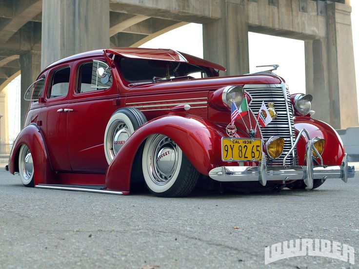 1938 Chevrolet Master Deluxe Right Side View Photo 11