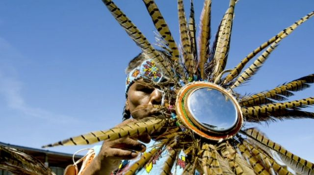 A DAY IN THE LIFE OF A TRIBAL DRUMMER by Montana Office of Tourism. Oral storytellers, cultural stewards and Montana's original people. A day in the life of Blackfoot Confederacy.