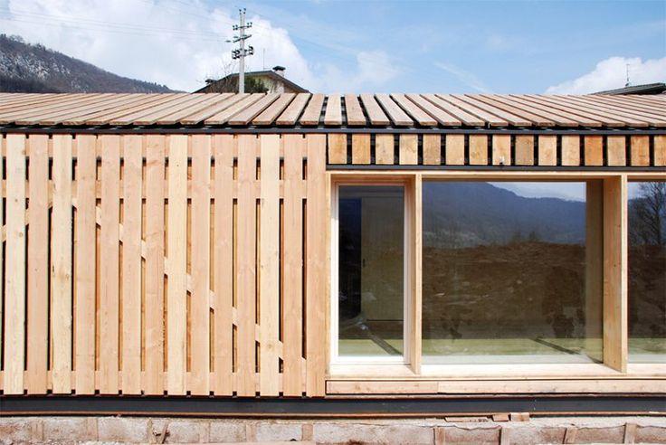 Casa Passiva, Bione, 2013