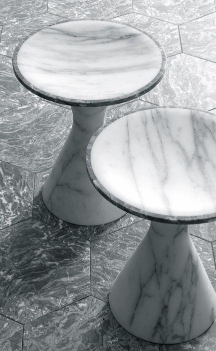 Enzo Berti for Kreoo   Pedina Torre stool-table