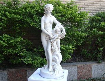 goddess for garden (coupon code 3offpin) #gardening #outdoor #statue