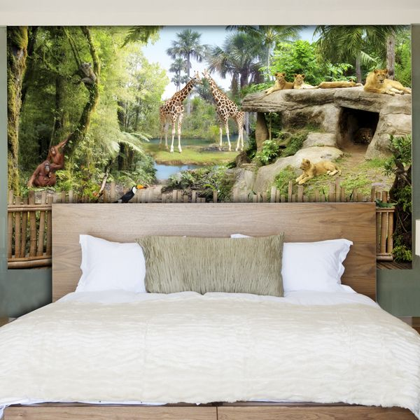 41 best murales images on Pinterest Child room, Girl rooms and Mockup