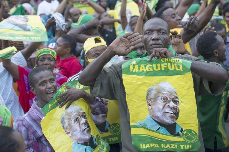 Get To Know Tanzania's President John Magufuli