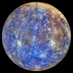 NASA Investigates Invisible Magnetic Bubbles in Outer Solar System 11/1/17 Mercury, with a substantial iron-rich core, has a magnetic field that is only about 1 percent as strong as Earth's
