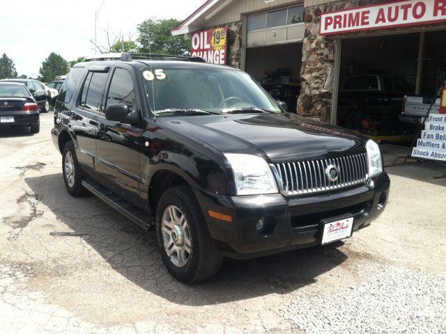2005 Mercury Mountaineer AWD | $5995 | Prime Auto Sales - Omaha, NE | (402) 715-4222 #mercury #suv #ford #4x4 #americanmade #auto #omaha #primeauto