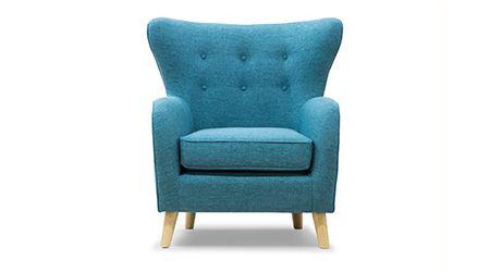 Isak Lounge Chair by Scandinavian Design
