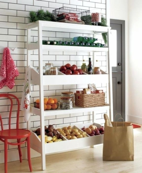 Kitchen Pantry Storage Units | Kitchen remodel, Stylish ...