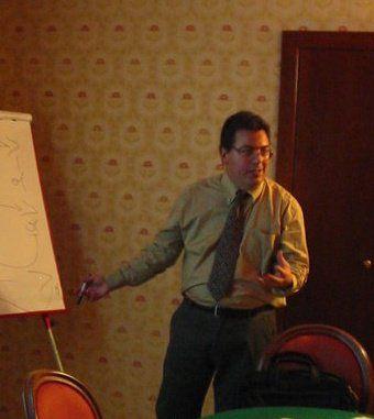 Consultant & Trainer Marcello Colaianni