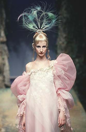 Christian Lacroix, Fashion, Catwalk, Designer, Garment, Runway