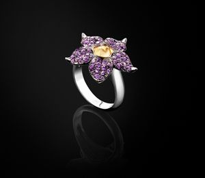 www.mackinnonfinejewellery.com Jess Mackinnon Nightshade Collection