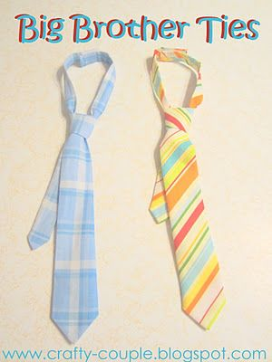 crafty couple: Little Boy Velcro Ties Tutorial
