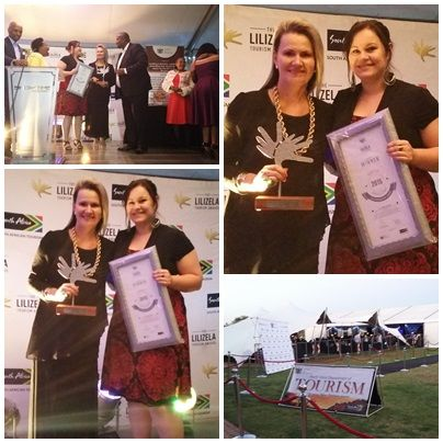2015 Tourism Awards!!!