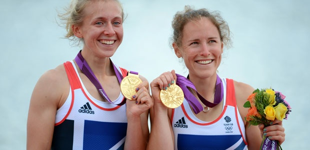 GB Rowing Medals, never gets boring!