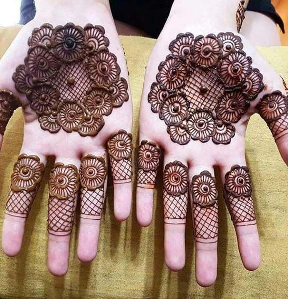 The Most Beautiful Mehndi Design 2017
