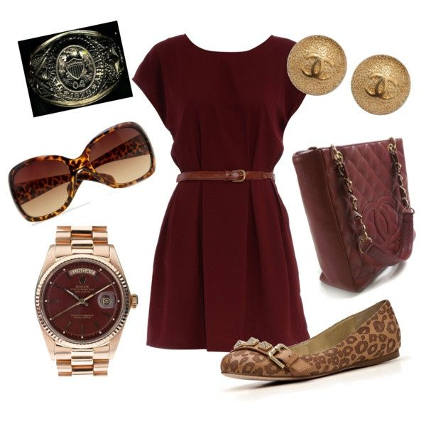 Aggie Ring Day Outfits