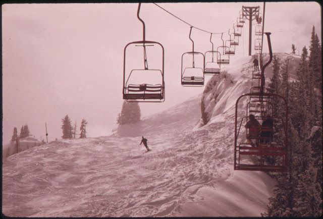 1970 S Skiing Photos Vintage Everyday With Images Ski Area